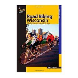 American Bike Trails Road Biking Wisconsin Book