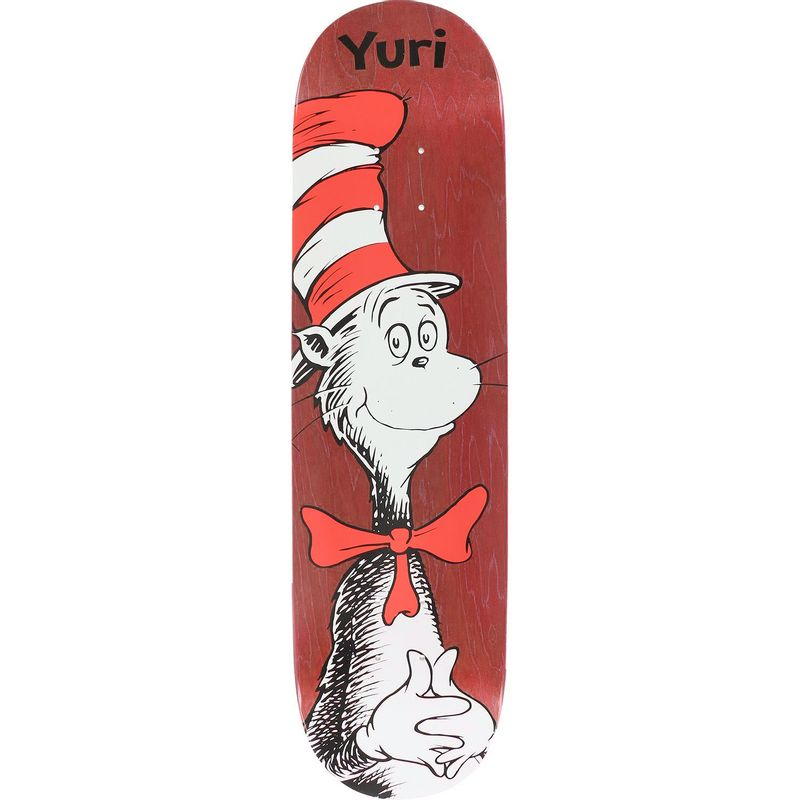 Almost-Yuri-Cat-In-The-Hat-8.12-R7-Skateboard-Deck