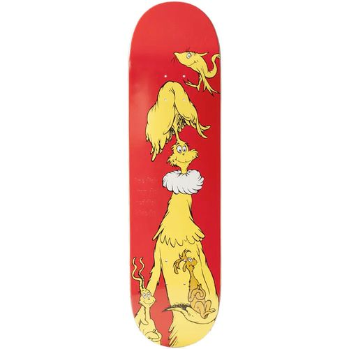 Almost Geronzi Dr. Seuss 8.25 R7 Skateboard Deck