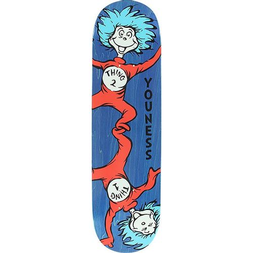 Almost Youness Thing 1 & 2 8.12 R7 Skateboard Deck