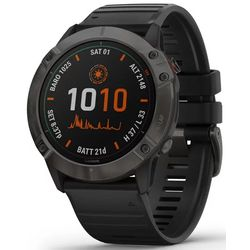 Garmin F nix 6X Pro Solar GPS Watch