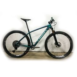 S-Works Used 2019 Custom Built Epic Hardtail Mountain Bike In A Medium