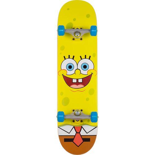 Santa Cruz SpongeBob Face Complete Skateboard