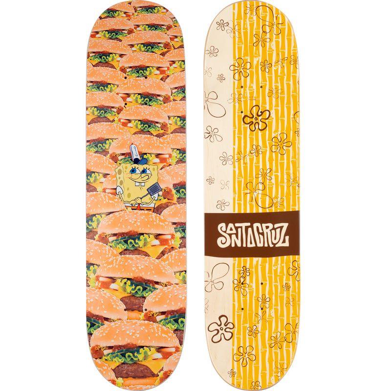 Santa-Cruz-SpongeBob-Krabby-Patties-Skateboard-Deck