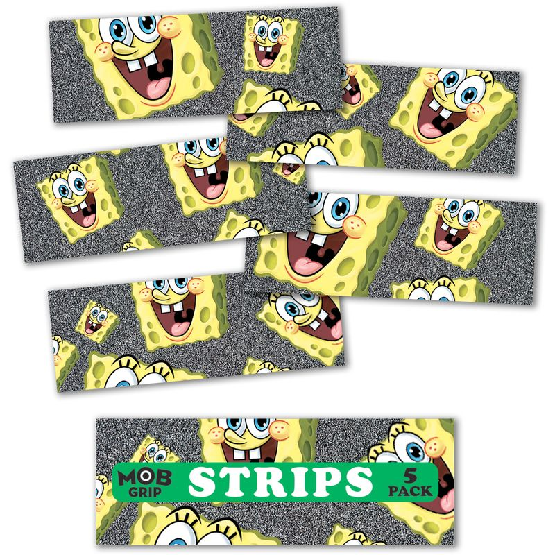 MOB-SpongeBob-Head-Griptape-Strips