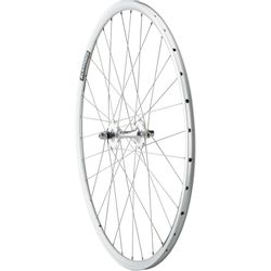 Quality Wheels Double Wall Track 700c Front Wheel