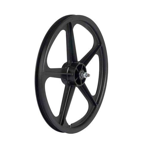 Skyway Tuff II 20 Inch 5 Spoke Front Wheel