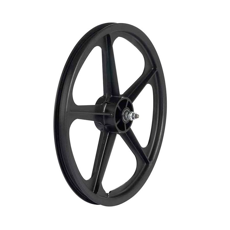 Skyway-Tuff-II-20-Inch-5-Spoke-Front-Wheel