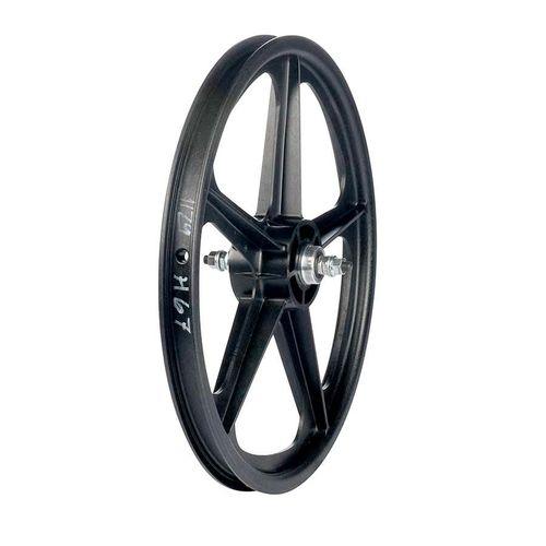 Skyway Tuff II 20 Inch 5 Spoke Freewheel Rear Wheel