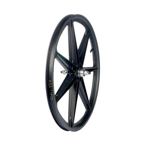 Skyway Tuff II 24 Inch 5 Spoke Front Wheel