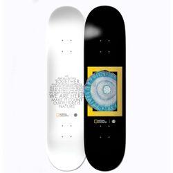 Element National Geographic Molecule 8.2 Inch Skateboard Deck