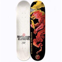 Element Reptilicus Westgate 8.0 Inch Skateboard Deck