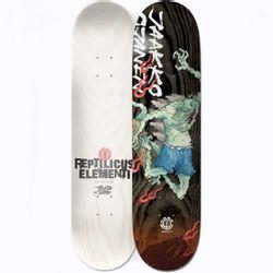 Element Reptilicus Jaakko 8.5 Inch Skateboard Deck