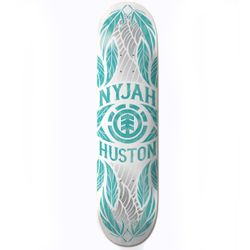 Element Nyjah Feathers Skateboard Deck