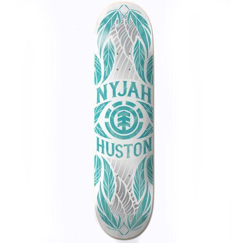 Element Nyjah Feathers Skateboard Deck