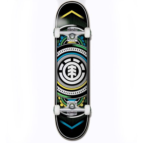 Element Hatched 8.0 Inch Complete Skateboard