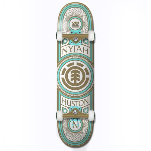 Element Nyjah Gilded 7.7 Inch Complete Skateboard