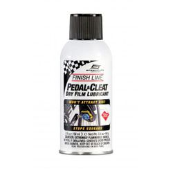Finish Line Pedal and Cleat Lube