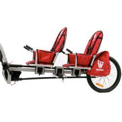 Weehoo iGo Two Passenger Pedal Trailer