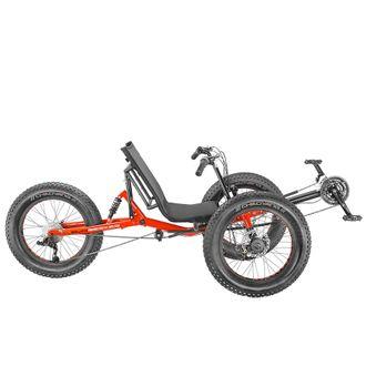 Sun 2021 Fat Tad Recumbent Tadpole  Recumbent Bike
