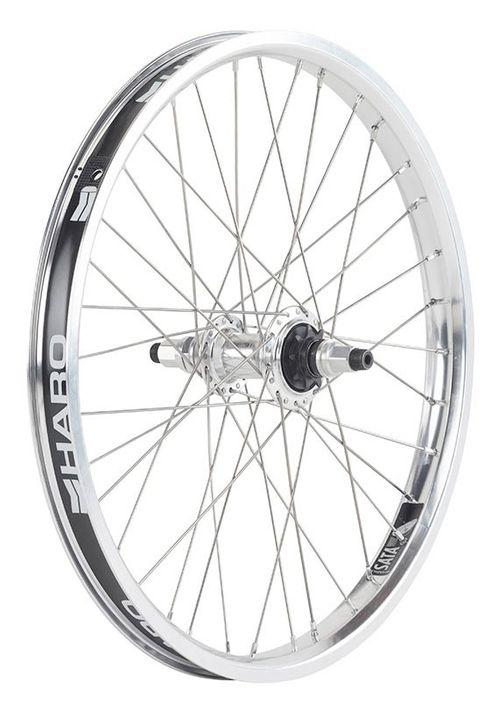 Haro Sata Double Wall Rear BMX Wheel