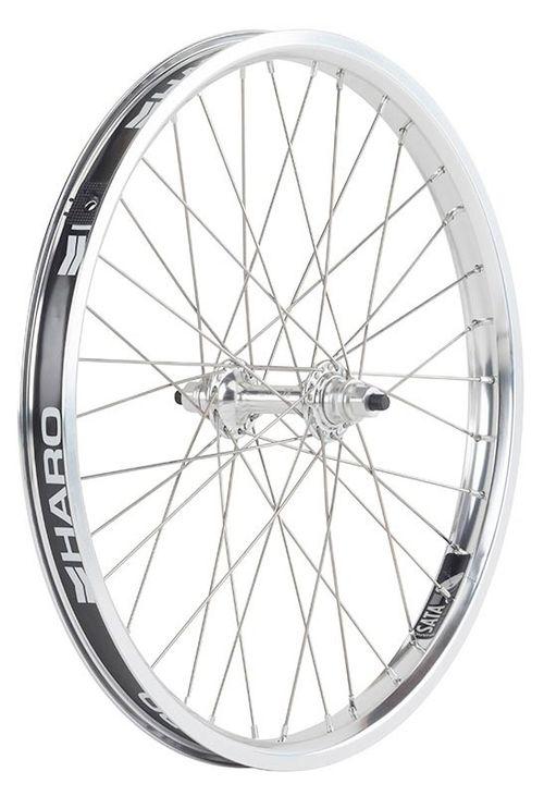 Haro Sata Single Wall Front BMX Wheel