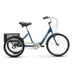 Raleigh 2020 Tristar 3 Adult Tricycle
