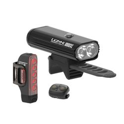 Lezyne Connect Drive Pro 1000XL And Strip Connect Light Set