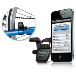 Wahoo Fitness Blue SC Speed and Cadence Sensor