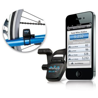 Wahoo Fitness Blue SC Speed and Cadence Sensor