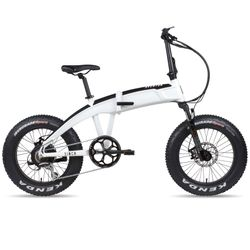 Aventon 2020 Sinch Electric Fat Folding Bike