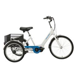 Raleigh 2020 Tristar IE Electric Adult Tricycle