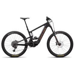 Santa Cruz 2021 Heckler CC R Full Suspension 650b Electric Mountain Bike
