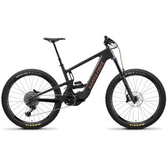 Santa Cruz 2021 Heckler CC S Full Suspension 650b Electric Mountain Bike