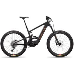 Santa Cruz 2020 Heckler CC X01 Reserve Full Suspension 650b Electric Mountain Bike