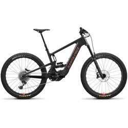 Santa Cruz 2021 Heckler CC X01 Reserve Full Suspension 650b Electric Mountain Bike
