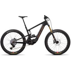 Santa Cruz 2020 Heckler CC XX1 Reserve Full Suspension 650b Electric Mountain Bike