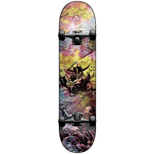 Darkstar Umbra Premium First Push 7.25 Inch Complete Skateboard