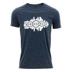 ERIK'S Exclusive Minneapolis Skyline T Shirt
