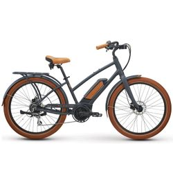 Raleigh 2020 Retroglide Royale 2.0 iE Electric Cruiser Bike