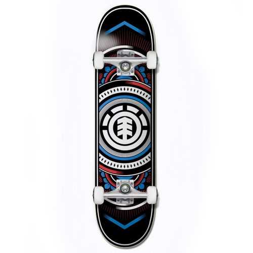 Element Hatched Complete Skateboard