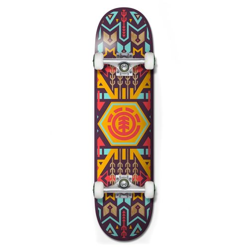 Element Geo Forest 8.0 Inch Complete Skateboard
