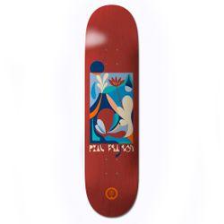 Element Lagunak Phil Z 8.5 Inch Skateboard Deck