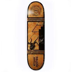 Element No Pain No Gain Greek Gods Nyjah 8.1 Inch Skateboard Deck