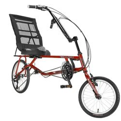 Sun 2020 EZ-Classic 21 Speed Recumbent Bike