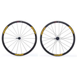Zipp Used 202 Firecrest Carbon Clincher Wheelset 2018