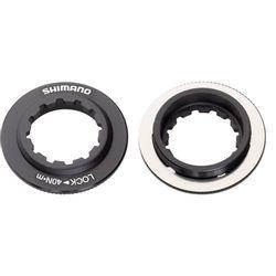 Shimano XT SM RT81 Disc Brake Rotor Lock Ring And Washer
