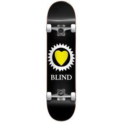 Blind Black Heart First Push 8.25 Complete Skateboard
