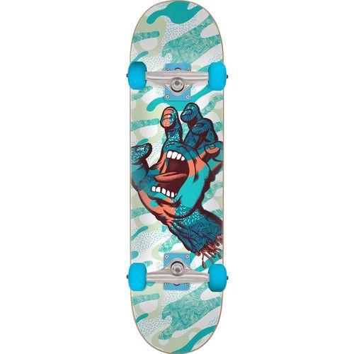 Santa Cruz Primary Hand  7.5 Inch Complete Skateboard