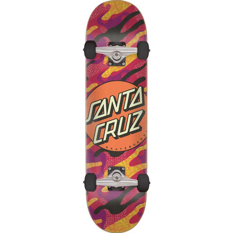 Santa-Cruz-Primary-Dots-7.75-Inch-Complete-Skateboard